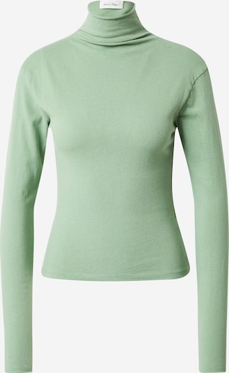 AMERICAN VINTAGE Μπλουζάκι 'Ylitown' σε ανοικτό πράσινο, Άποψη προϊόντος