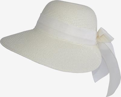 MJM Hut 'Aya' in weiß, Produktansicht