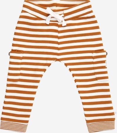 Noppies Hose 'Salcombe' in orange / weiß, Produktansicht