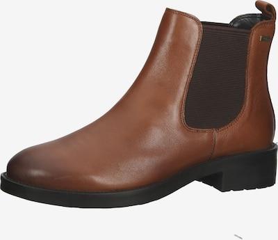 s.Oliver Chelsea boots in de kleur Bruin / Chocoladebruin, Productweergave