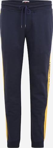 Pantalon Tommy Jeans Plus en bleu