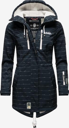 Cappotto funzionale 'Zimtzicke' MARIKOO di colore beige / navy / grigio / rosso / bianco, Visualizzazione prodotti