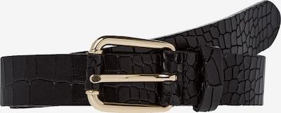 BRAX Gürtel in gold / schwarz, Produktansicht