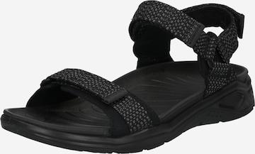 Sandales 'X-trinsic ' ECCO en noir