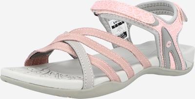 HI-TEC Sandale 'SAVANNA' in grau / rosa, Produktansicht