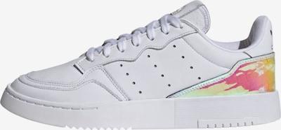 ADIDAS ORIGINALS Sneaker in mischfarben / weiß, Produktansicht