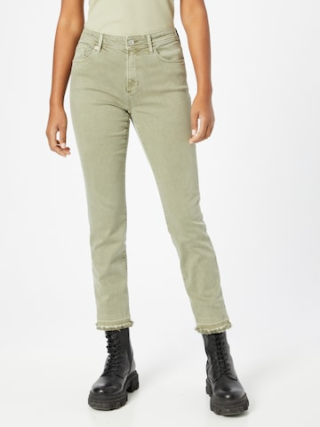s.Oliver Jeans in Groen