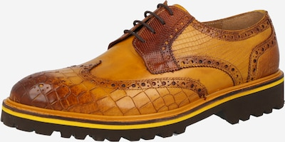MELVIN & HAMILTON Cipele na vezanje 'Matthew' u konjak, Pregled proizvoda