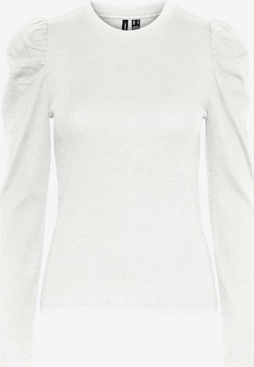 Vero Moda Curve Shirt 'Natasha' in weißmeliert, Produktansicht