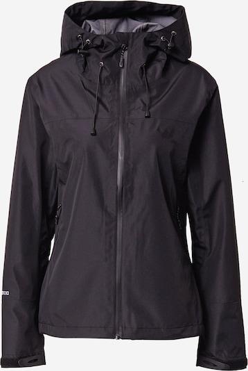Whistler Outdoorjas in de kleur Zwart, Productweergave