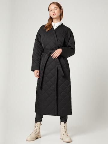 Guido Maria Kretschmer Collection Płaszcz przejściowy 'Hedda' w kolorze czarny