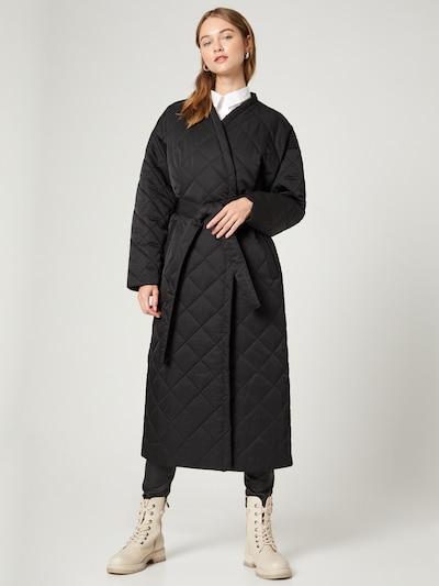 Guido Maria Kretschmer Collection Prechodný kabát 'Hedda' - čierna, Model/-ka