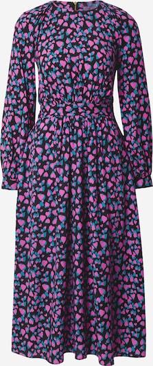Abito Closet London di colore turchese / rosa / nero, Visualizzazione prodotti