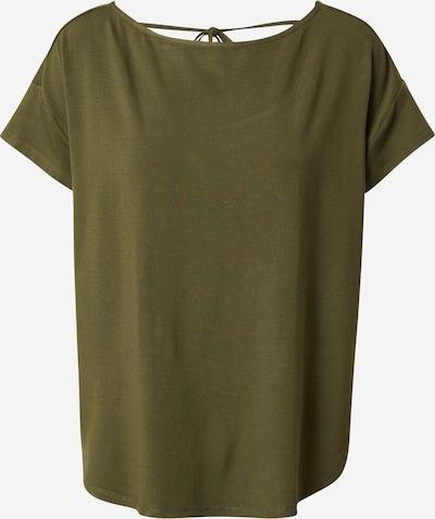 Tricou EDC BY ESPRIT pe kaki, Vizualizare produs