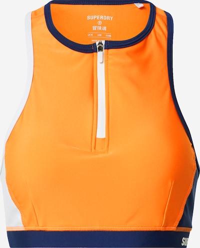 kék / narancs / fehér Superdry Bikini felső, Termék nézet