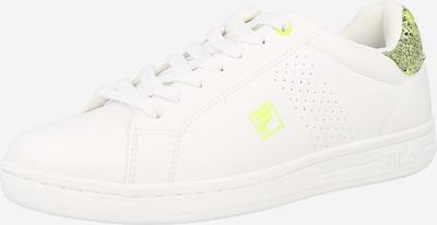 Sneaker low 'Crosscourt' FILA pe galben neon / negru / alb, Vizualizare produs