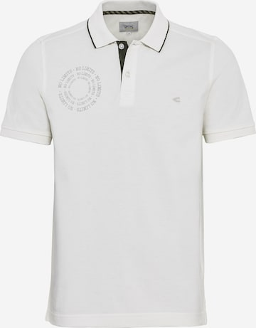 CAMEL ACTIVE Poloshirt in Weiß