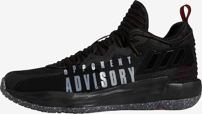 ADIDAS PERFORMANCE Sportschoen 'Dame 7 EXTPLY: Opponent Advisory' in de kleur Zwart / Zilver, Productweergave