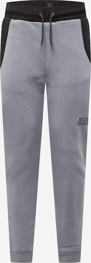 River Island Broek in de kleur Zilvergrijs / Zwart, Productweergave