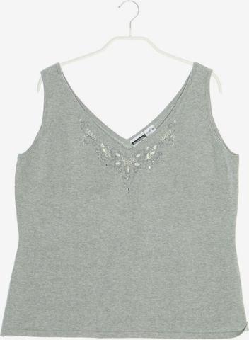 Basic Line Top & Shirt in XXXL in Grey