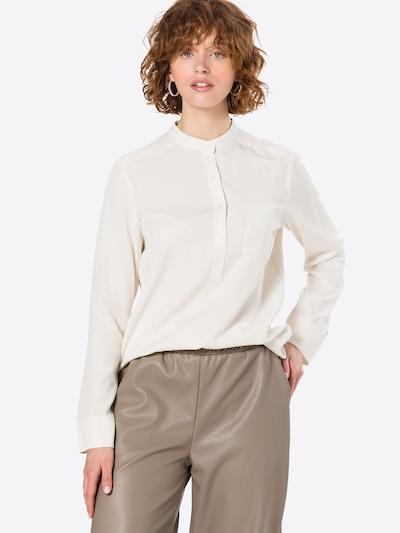 Superdry Bluse in creme, Modelansicht