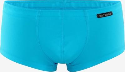 Olaf Benz Zwembroek ' Sunpants BLU 2055 ' in de kleur Blauw / Lichtblauw, Productweergave