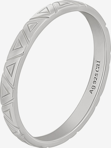 caï Ring in Silver