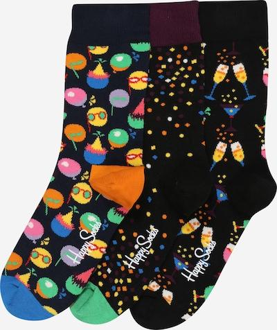 Happy Socks Socken in mischfarben / schwarz, Produktansicht