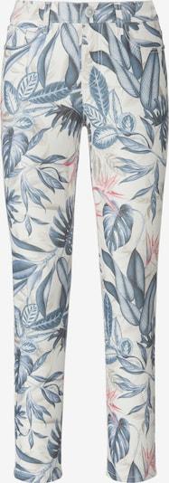 Peter Hahn 5-Pocket-Jeans  'SYLVIA' in mischfarben / weiß, Produktansicht
