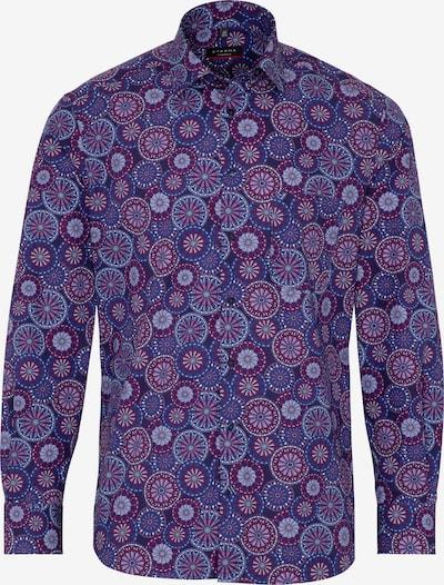 ETERNA Hemd in lila, Produktansicht