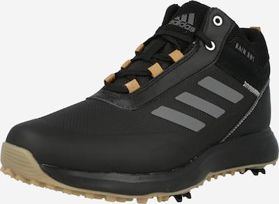 adidas Golf Sportschuh in grau / schwarz, Produktansicht