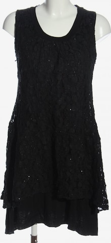 Susy Mix Dress in M in Black