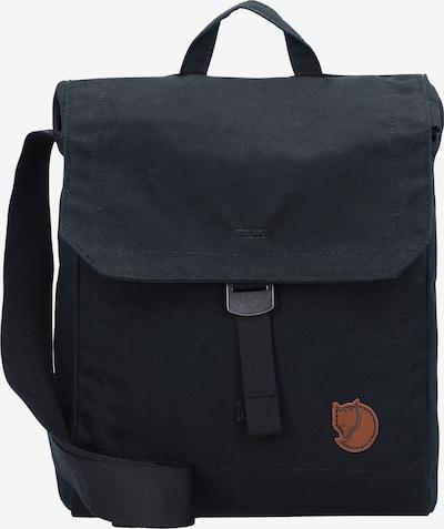 Fjällräven Sporttas 'Foldsack No. 3' in de kleur Blauw / Geel / Karmijnrood / Zwart, Productweergave