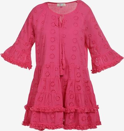 IZIA Zomerjurk in de kleur Pink, Productweergave