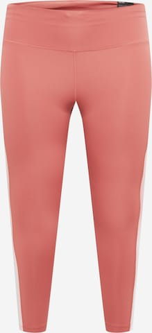 NIKE Workout Pants 'Epic Fast' in Pink