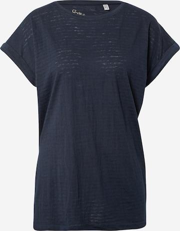 G.I.G.A. DX by killtec - Camiseta funcional 'Ederra WMN TSHRT E' en azul
