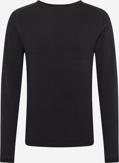 Pullover BLEND di colore navy: Vista frontale