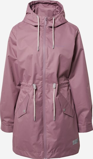 mazine Between-seasons parka ' Library ' in Purple, Item view