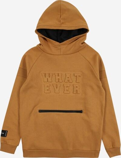 NAME IT Sweatshirt 'ROMAN' in bronze, Produktansicht