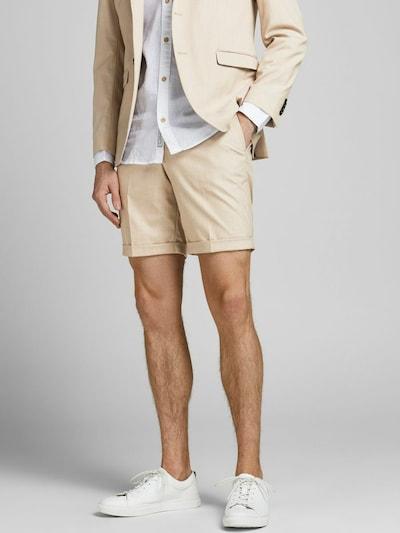 JACK & JONES Панталон Chino 'Solaris' в бежово, Преглед на модела