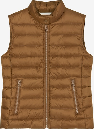 Marc O'Polo Vest in Brown, Item view