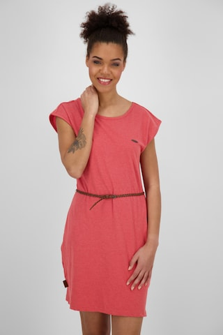 Alife and Kickin Summer dress 'Elli' in Red