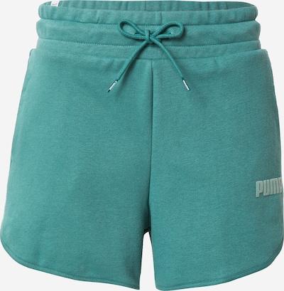 PUMA Sportovní kalhoty - tmavě zelená, Produkt