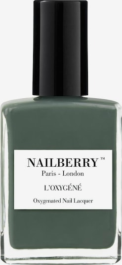 Nailberry Nail Polish 'L'Oxygéné Oxygenated' in Emerald, Item view