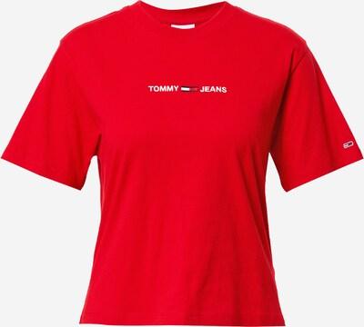 éjkék / piros / fehér Tommy Jeans Póló, Termék nézet