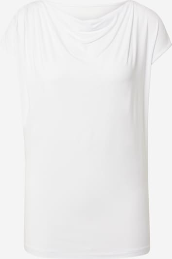 CURARE Yogawear Функционална тениска в бяло, Преглед на продукта