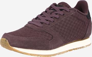 WODEN Sneakers 'Ydun Suede Mesh II' in Purple