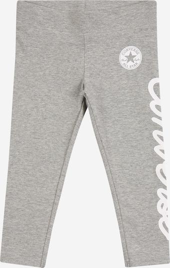 CONVERSE Leggings 'CHUCK' in grau / weiß, Produktansicht