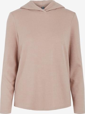PIECES Sweatshirt 'Pam' i beige
