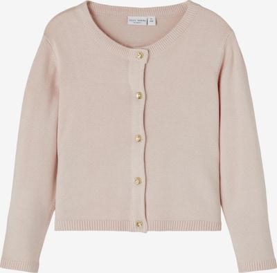 NAME IT Strickjacke 'Valma' in rosa, Produktansicht